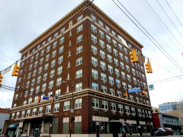 Completed In 1923 The Hotel Cape Fear Was Designed By Atlanta Architect G Lloyd Preacher Who Also Major Hotels Charleston And